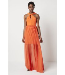 french connection panthea jersey dress