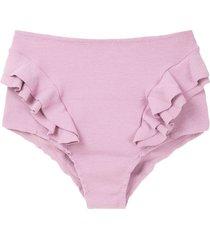 clube bossa hopi bikini bottoms - pink