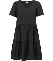 klänning viedena v-neck s/s dress