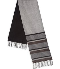 collection multi-stripe scarf
