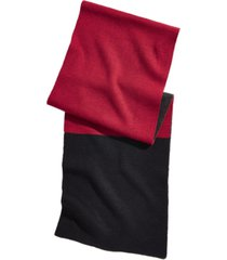 alfani men's colorblocked blanket scarf, created for macy's