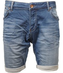 korte broek cars jeans atlanta denim short
