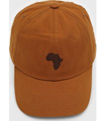 boné kanui dad cap africa caramelo - kanui