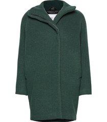 hoffa jacket 12840 yllerock rock grön samsøe samsøe