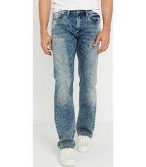 buffalo david bitton evan-x men's slim straight denim jeans