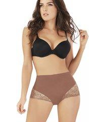 bikini faja invisible elegance cocoa