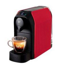cafeteira espresso passione tres 220v - tres corações