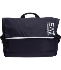 emporio armani ea7 logo 3d crossbody bags