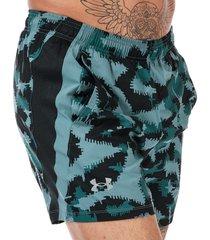 mens launch sw 5 inch camo shorts
