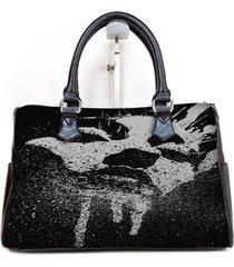 converge cover custom barrel type handbag