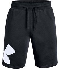pantaloneta under armour fleece logo hombre