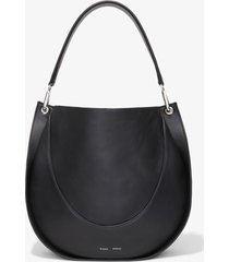 proenza schouler large arch shoulder bag black one size