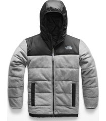 chaqueta  reversible true or false gris the north face