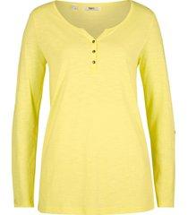 tunica in maglina (giallo) - bpc bonprix collection