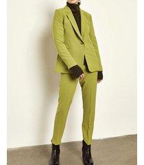 pantalón verde portsaid sastrero cigarette harrow