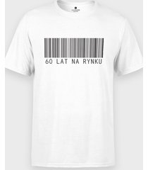 koszulka 60 lat na rynku