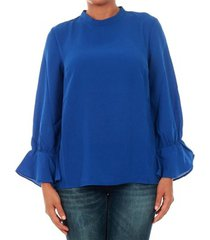 blouse only 15149954 onltoke flare 3/4 top wvn surf the web