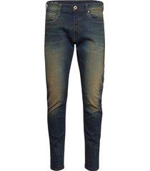 3301 slim slimmade jeans grön g-star raw