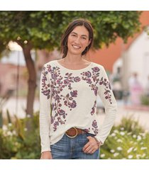 blossoms appear tee - petites
