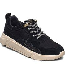 cocoville low lace shoes låga sneakers svart gant