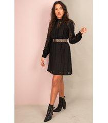 femme9 jurk zwart jessica