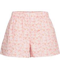 adult poplin shorts shorts rosa gap