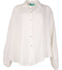 turquoise blouse 91133