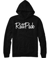 logic ratt pack hip hop pull over hoodie