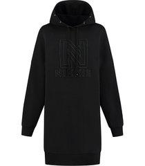 jurk n5-410 hoodie