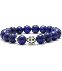 women's lagos bead stretch bracelet