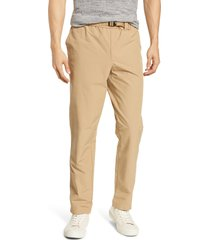 men's herschel supply co. ashland pants, size xx-large - beige