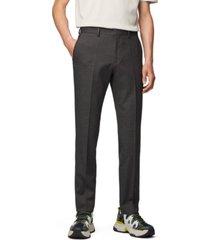 boss men's gido slim-fit trousers