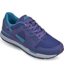 zapatos jogger aeroflex morado md9020
