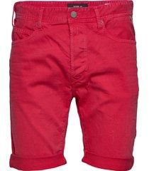 shorts jeansshorts denimshorts röd replay