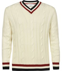 eddy monetti knitted sweatshirt