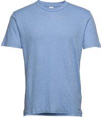 dylan tee 3263 t-shirts short-sleeved blå nn07
