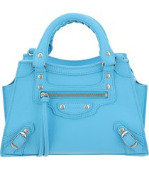 borsa donna a mano shopping in pelle neo classic city mini