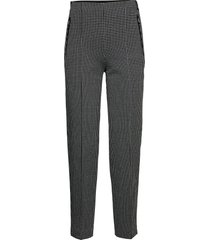 crop leisure trouser casual broek zwart gerry weber