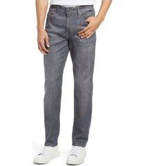 mavi jeans mavi jake men's slim fit stretch jeans, size 42 x 30 in light grey at nordstrom