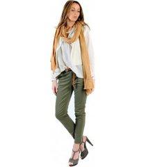 blouse american vintage blouse mil144e11 naturel
