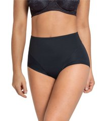 leonisa high-cut seamless shaper panty