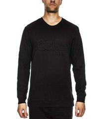 calvin klein embroidered logo sweatshirt * actie *