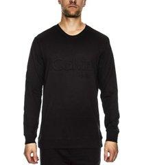 calvin klein embroidered logo sweatshirt * gratis verzending * * actie *