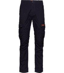 parachute cargo pant trousers cargo pants blå superdry