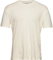 dylan tee 3263 t-shirts short-sleeved creme nn07