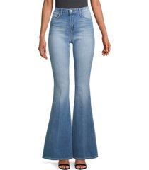 l'agence women's high-waist jeans - noir - size 30 (8-10)