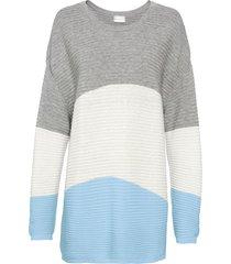 maglione a coste (grigio) - bodyflirt