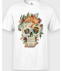 koszulka skull nature