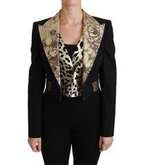 jacquard vest blazer jas wool jacket