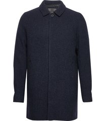 t-coat wool yllerock rock blå brixtol textiles